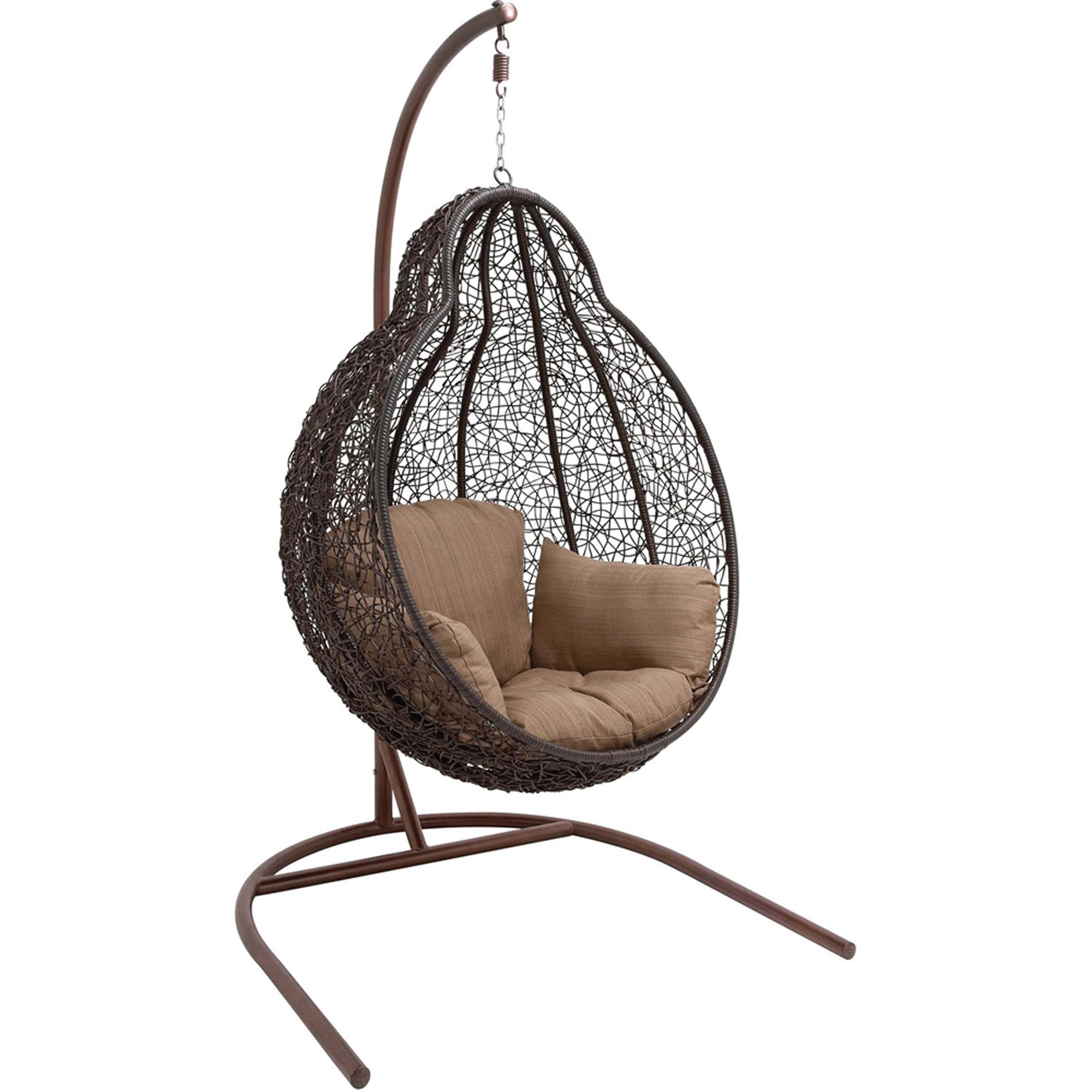 Swing Stuhl Inspirational Outdoor Swing Chair With Stand About Remodel Office Chairs Online With Additional 45 Outdoor Swing Cha… | Swinging Chair, Hanging Furniture, Pod Chair