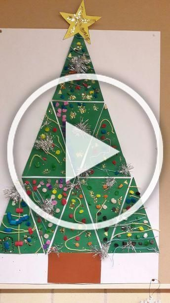 Christmas Tree Project 2020 Group Christmas tree project in 2020 | Christmas crafts diy, Diy