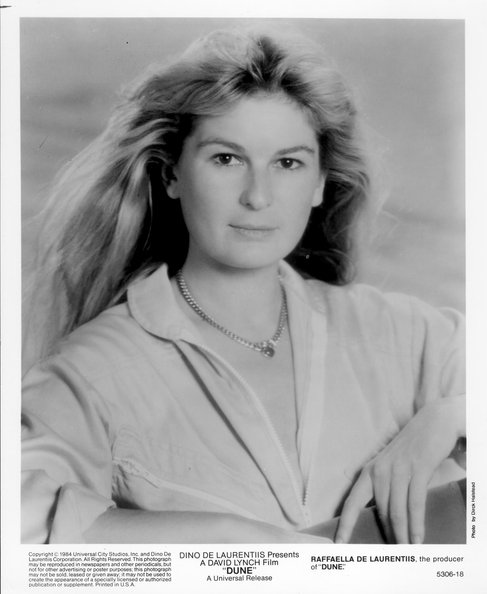 Raffaella De Laurentiis