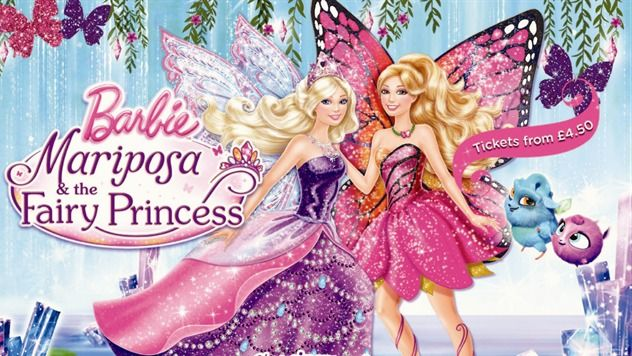 Barbie Mariposa And The Fairy Princess Wallpaper Hd Free Doenload