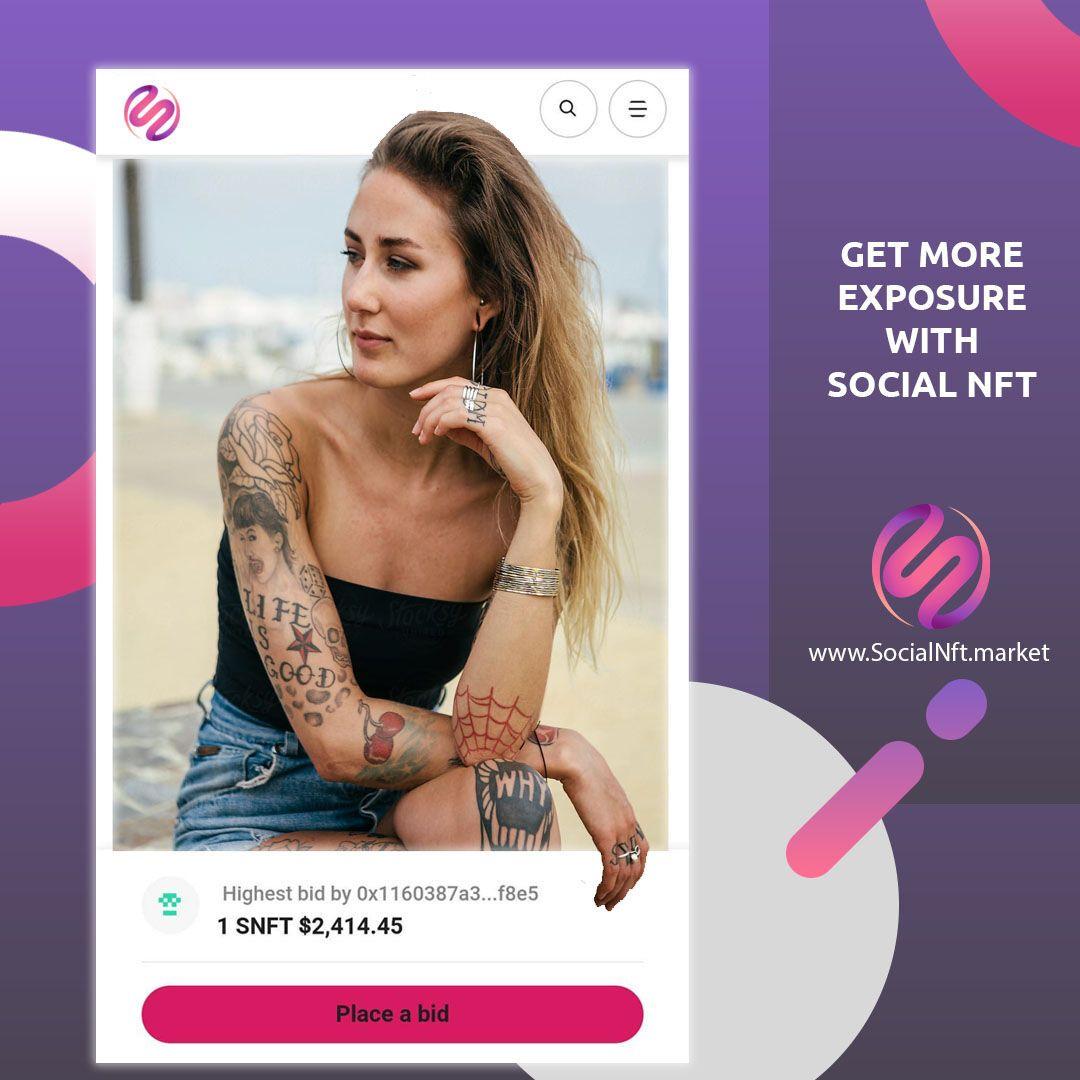 SOCIAL NFT (SocialNFTmarketplace) - Profile | Pinterest