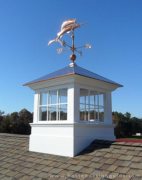 Cape Cod Cupola Custom Cupolas Weathervanes In North Dartmouth Ma Cupolas Barn Cupola Cottage Exterior