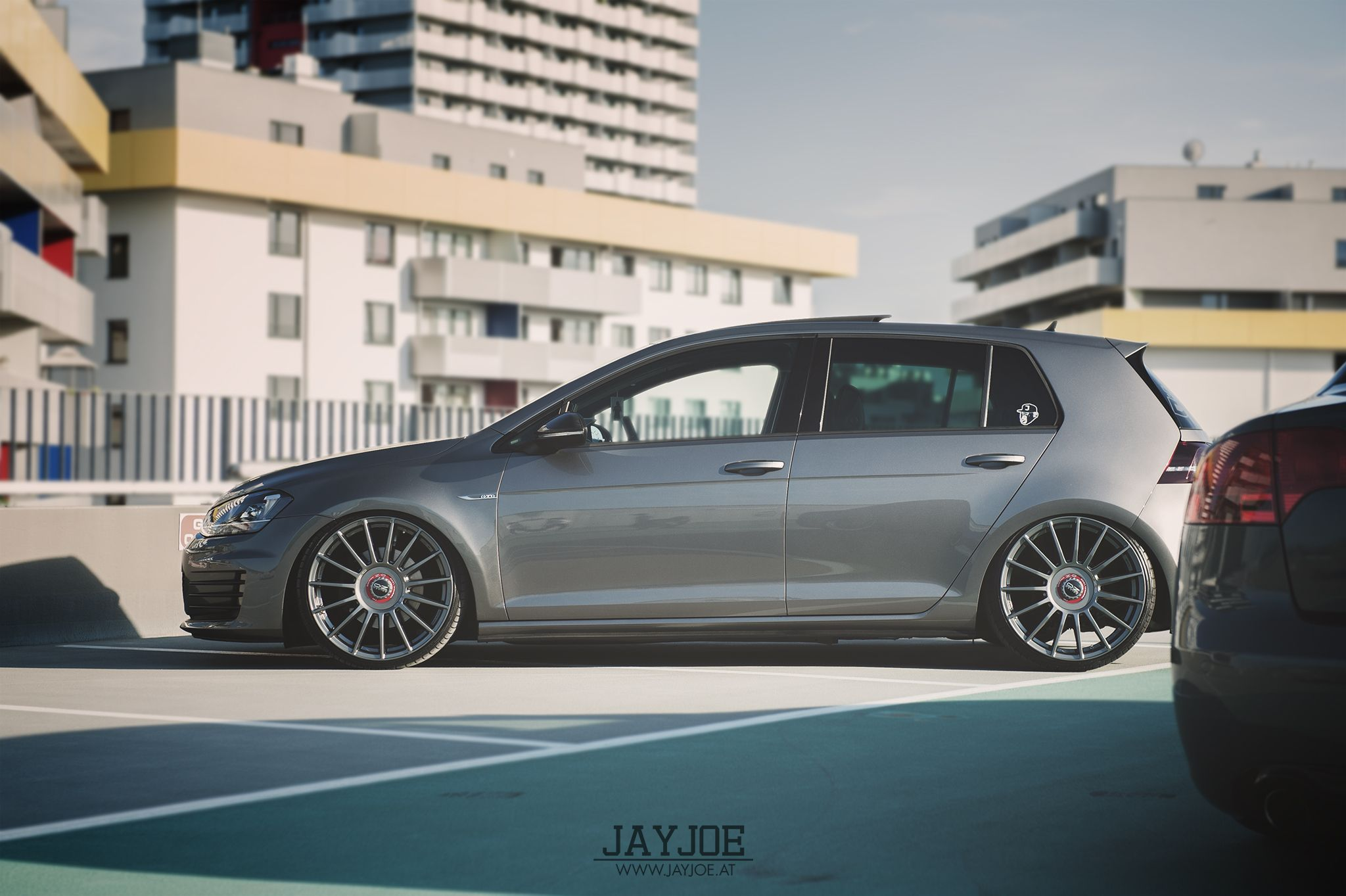Vw Golf Mk7 Gtd Www Jayjoe At ゴルフ