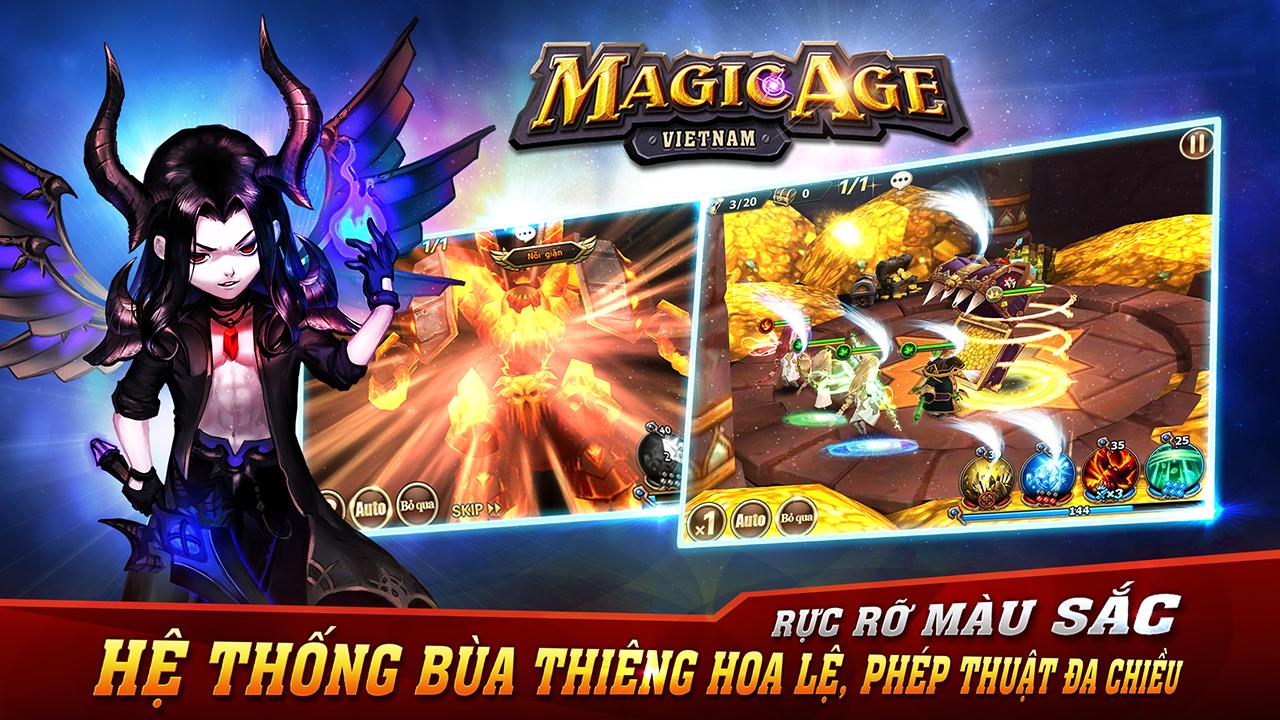 Magic Age3D screenshot