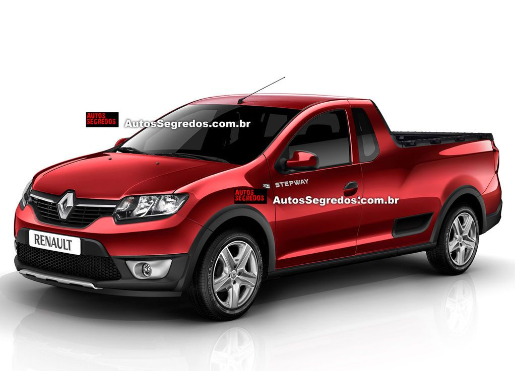 2014 renault dacia sandero logan pick up cars. Black Bedroom Furniture Sets. Home Design Ideas