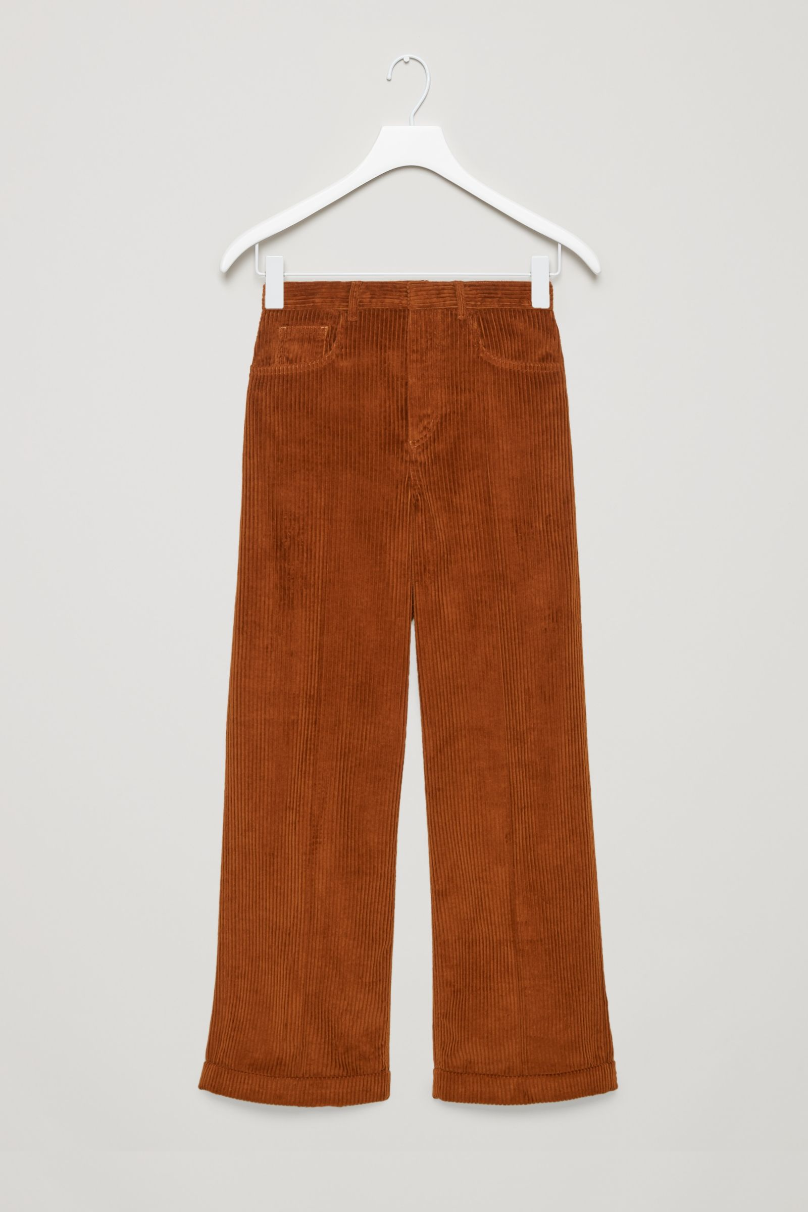 d0230f00 COS | Relaxed corduroy trousers | For me | Fashion, Trousers women ...