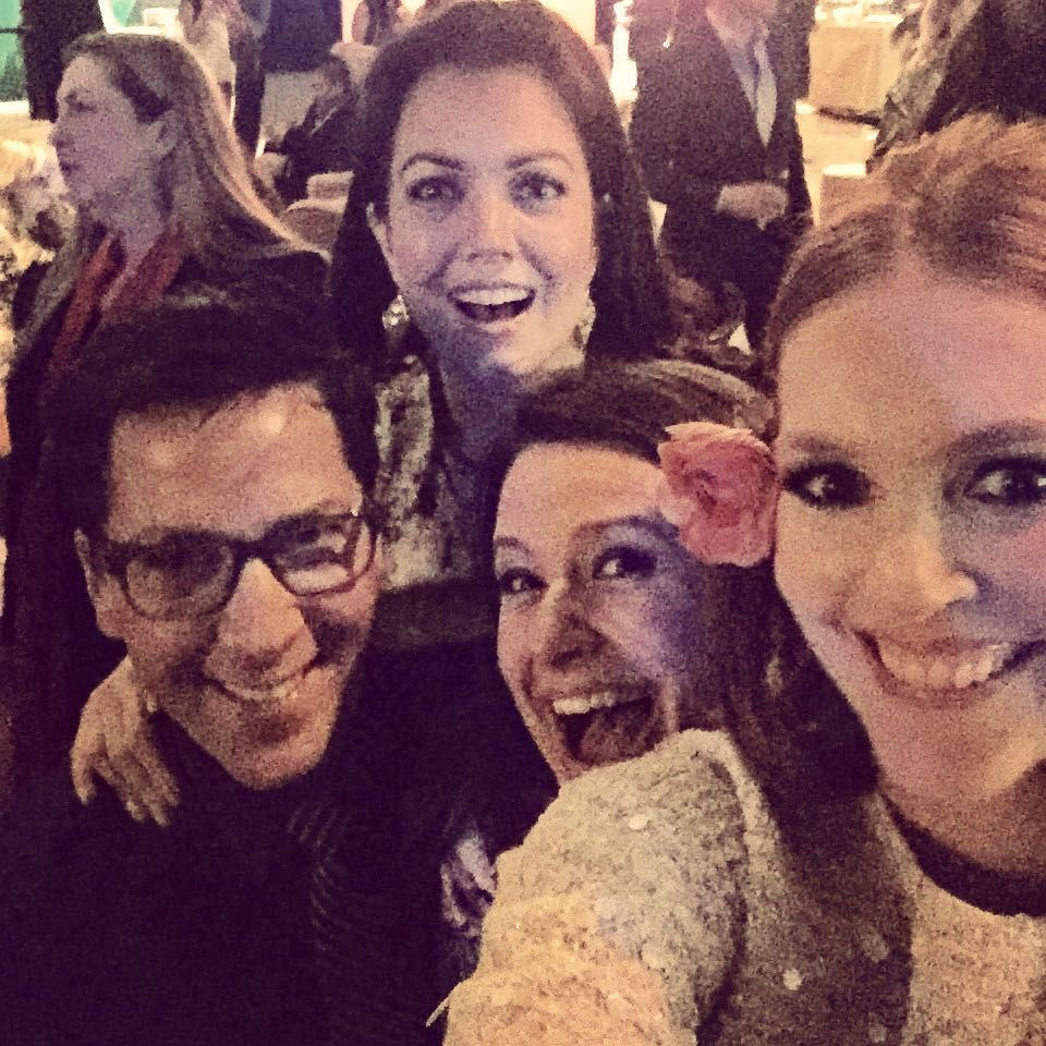 """Darby Stanchfield on Instagram: """"#TBT #Scandal party people selfie. ☺️ Love you guys! @danbucatinsky @bellamyyoung @ktqlowes """""""