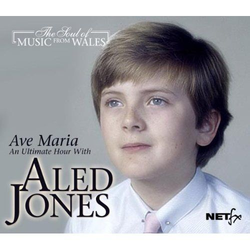 Aled Jones - Ava Maria- An Ultimate Hour With, Black