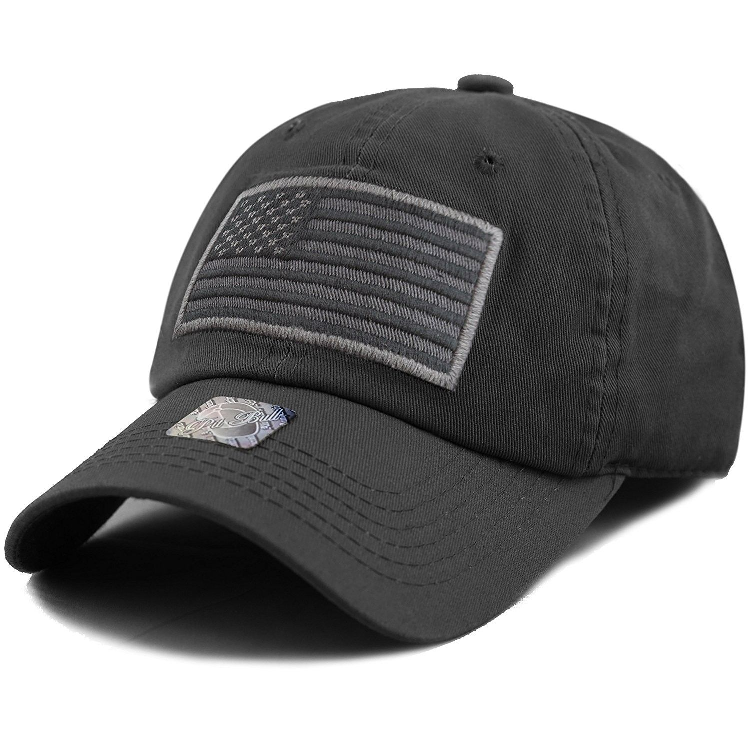 Low Profile Tactical Operator Usa Flag Buckle Cotton Cap Black 2 Ch1836cyy6c Hats For Men Tactical Operator Usa Flag