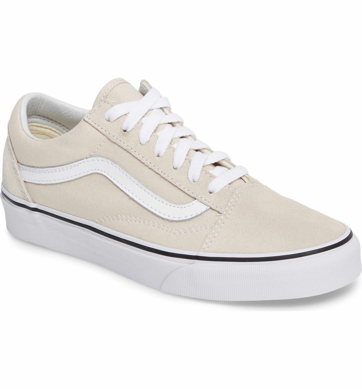 Old Skool Sneaker | Nordstrom | Womens sneakers, Beige vans old ...