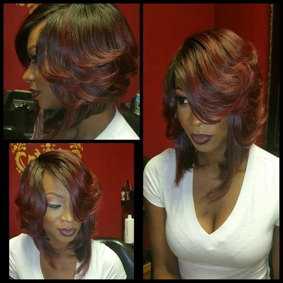 Cute bob bob life pinterest bobs black girls hairstyles and