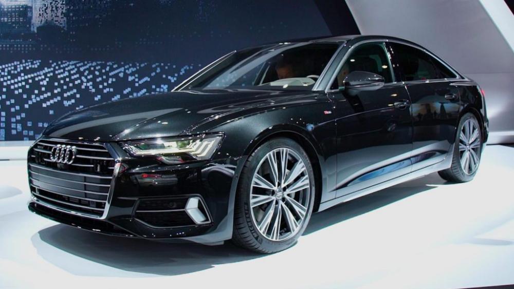 Top 2019 Audi A6 Comes Ratings Car Gallery Audi
