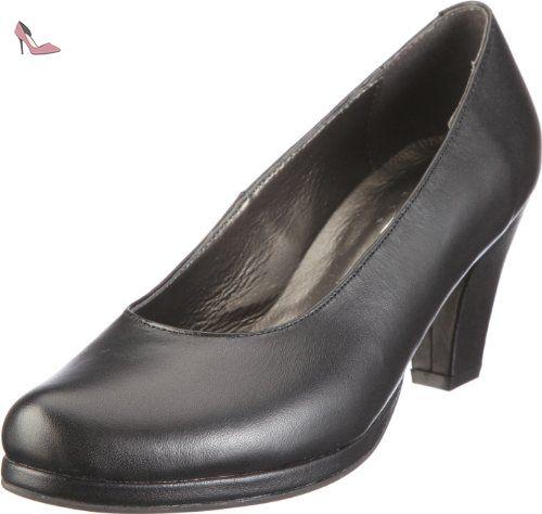 Eu V 590456 Conti 6 Escarpins Noir Femme Andrea 42 UPR8XH