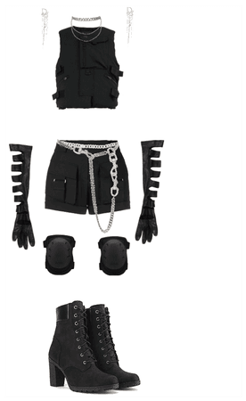 , MV/stage outfit Your Girl Group outfit 5, My Pop Star Kda Blog, My Pop Star Kda Blog