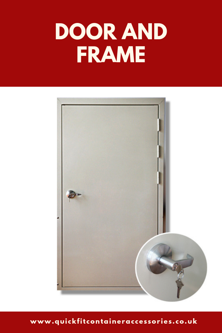 Shipping Container Door And Frame Self Storage Storage Shipping Container