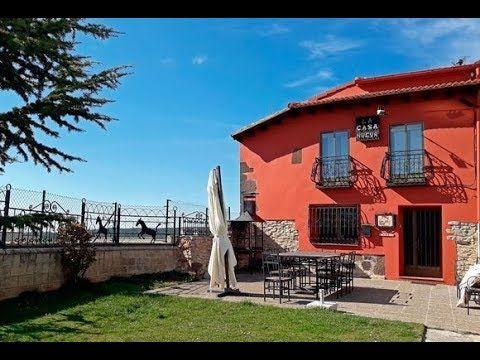 Casa Rural La Casa Nueva Ideal Para Grupos Laguna Negra Soria Fotoal Casas Rurales Rurales Entradas De Casas