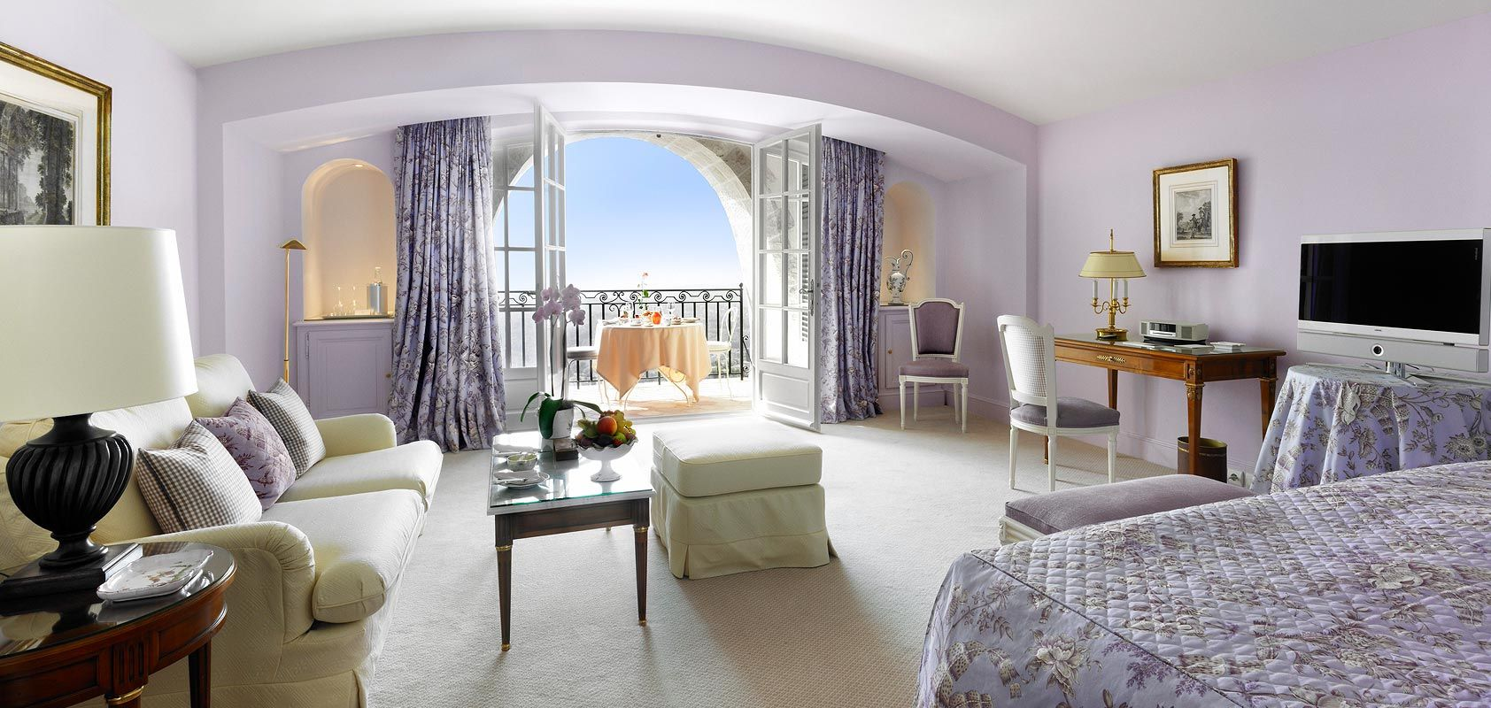Suite Guestroom At Cau Saint Martin And Spa Vence France