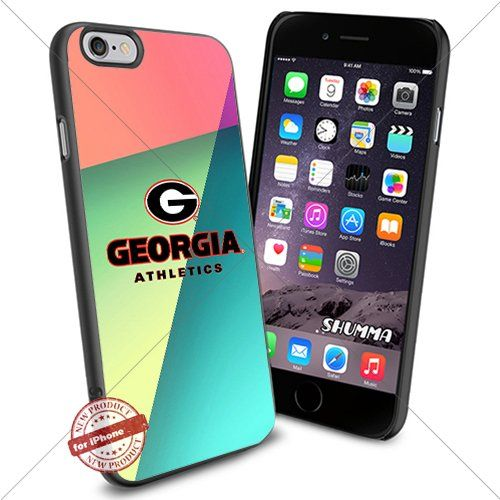 "Ncaa Georgia Bulldogs,iPhone 6 4.7"" & iPhone 6s Case Cover Protector for iPhone 6 & iPhone 6s TPU Rubber Case for Smartphone Black SHUMMA http://www.amazon.com/dp/B01C14L0TW/ref=cm_sw_r_pi_dp_2nYYwb0395TN7"