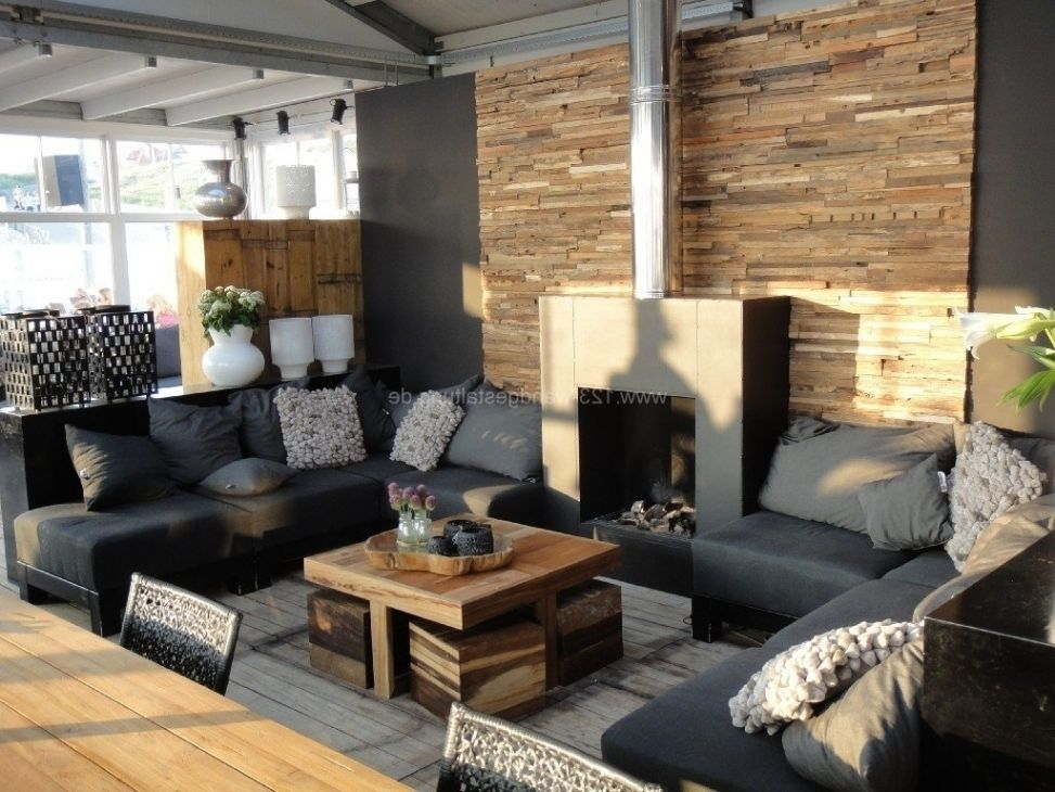 Luxus Wohnzimmereinrichtung Holz