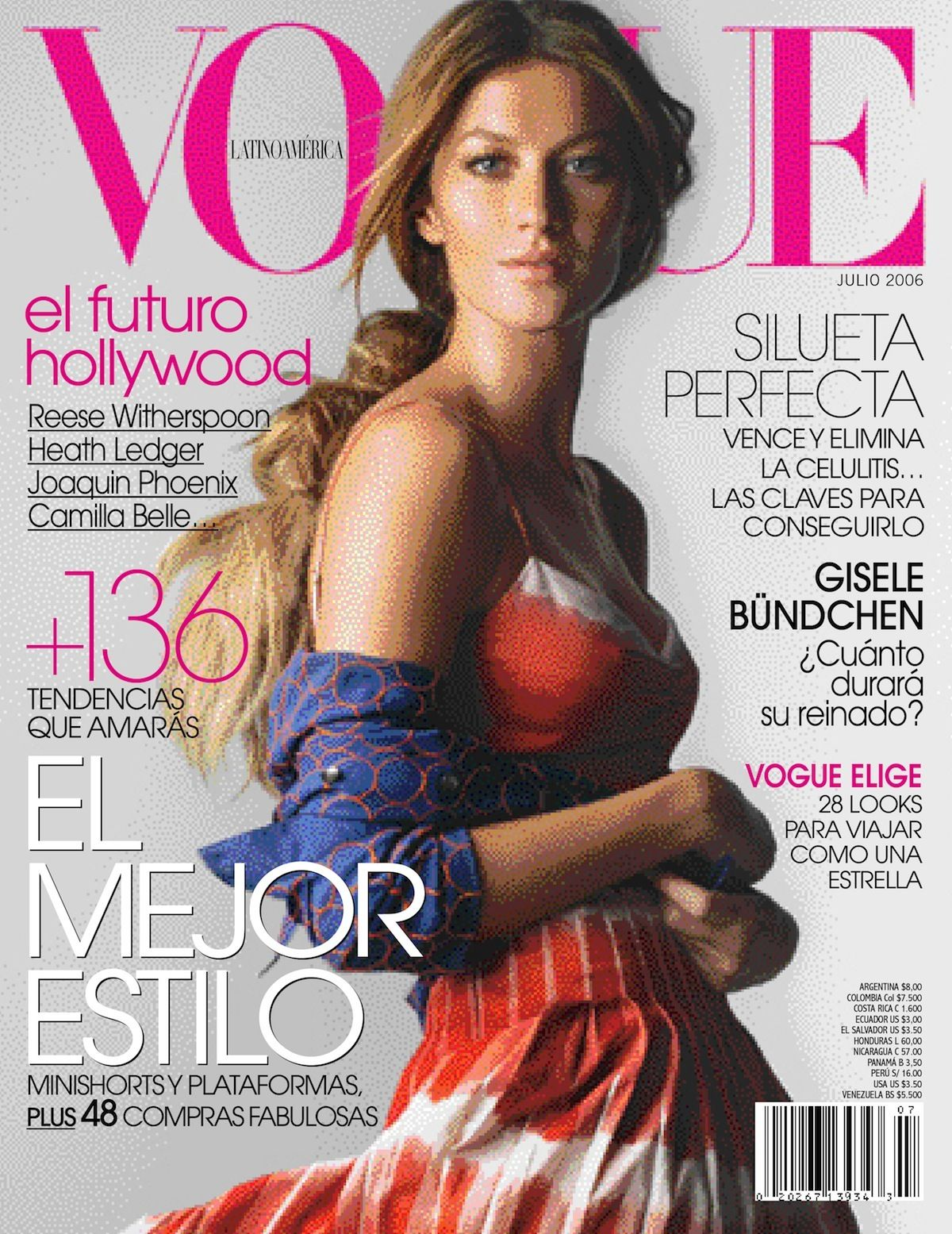 vogue Gisele bundchen