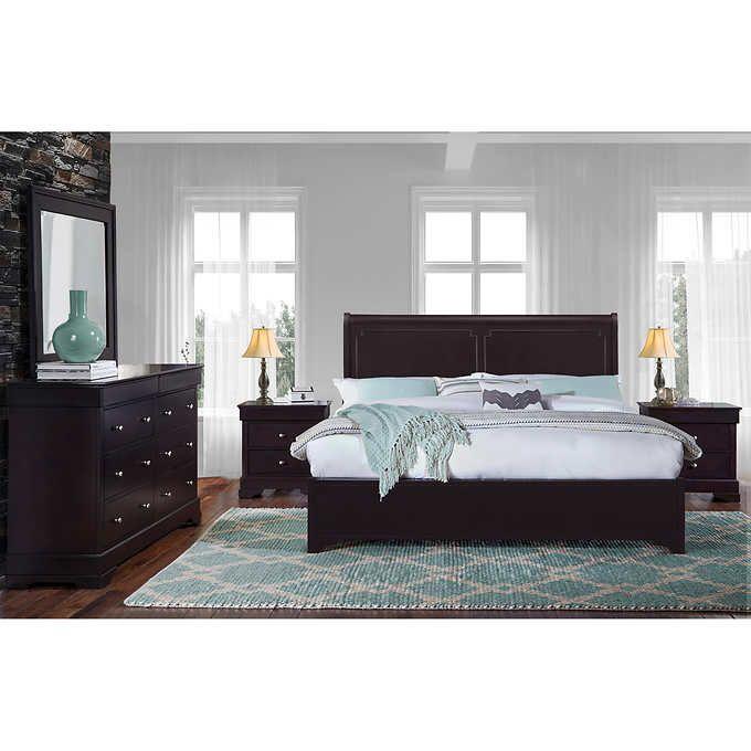 bristol 5piece king bedroom set  king bedroom sets