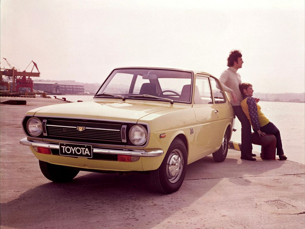 1977 toyota corolla my dad had one of these pimped out when i was a kid