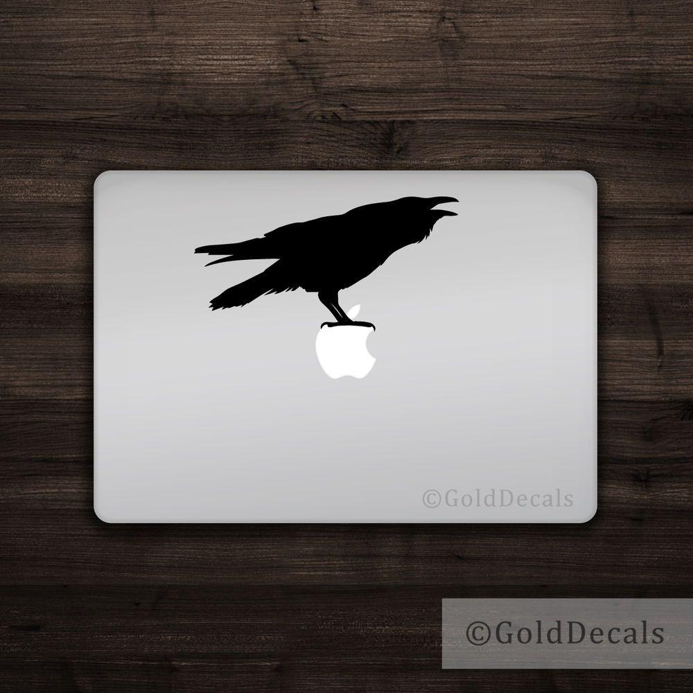 Buzzard Bird Animal Car Window Vinyl Decal Sticker
