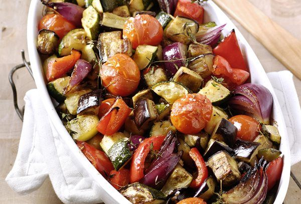 Gegrilde ratatouille recept | Solo Open Kitchen