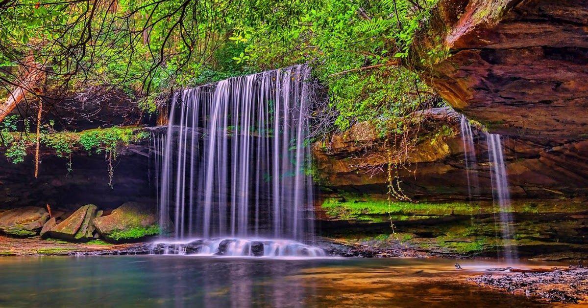 30 Free Wallpaper Waterfall Free Waterfall Wallpaper Hd Waterfall Wallpaper 1080p Free Natural Waterfall Wa In 2020 Waterfall Natural Waterfalls Waterfall Wallpaper