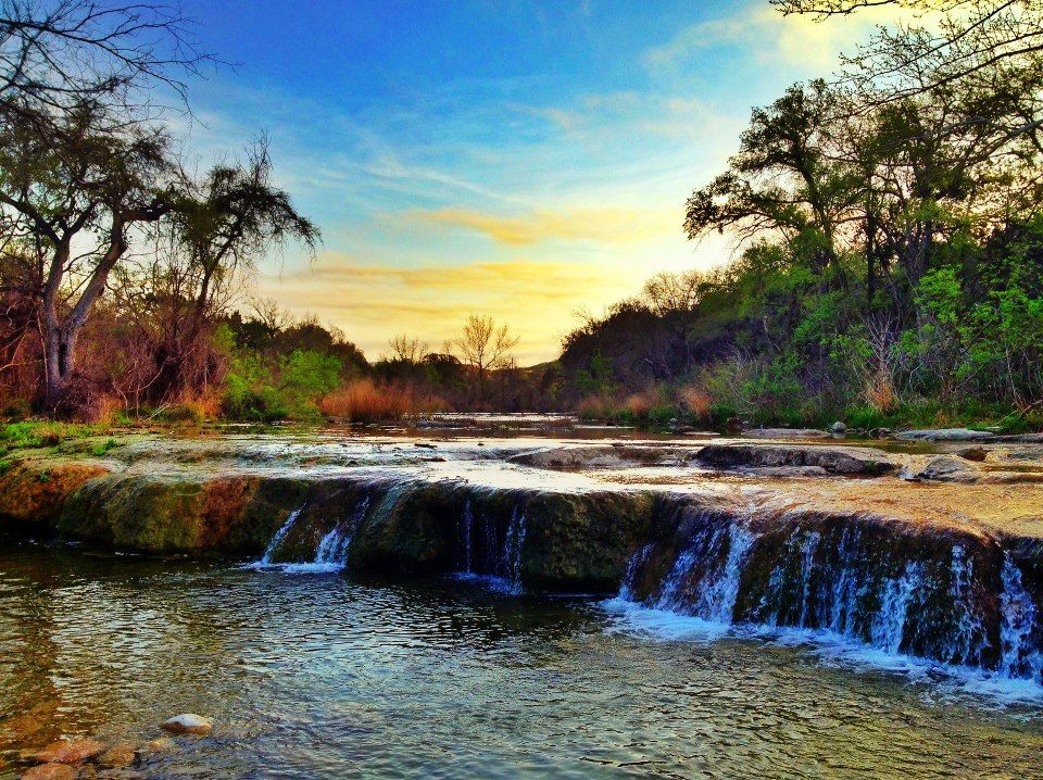 Bull creek greenbelt austin tx camping outdoor for Fishing spots in austin
