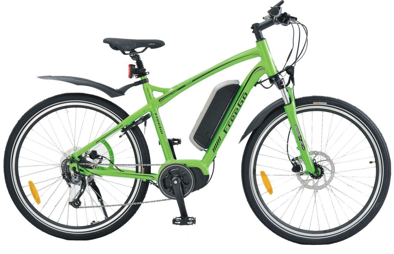 Martin Sport (ExDemo) Electric bike, Freego, Bikes direct