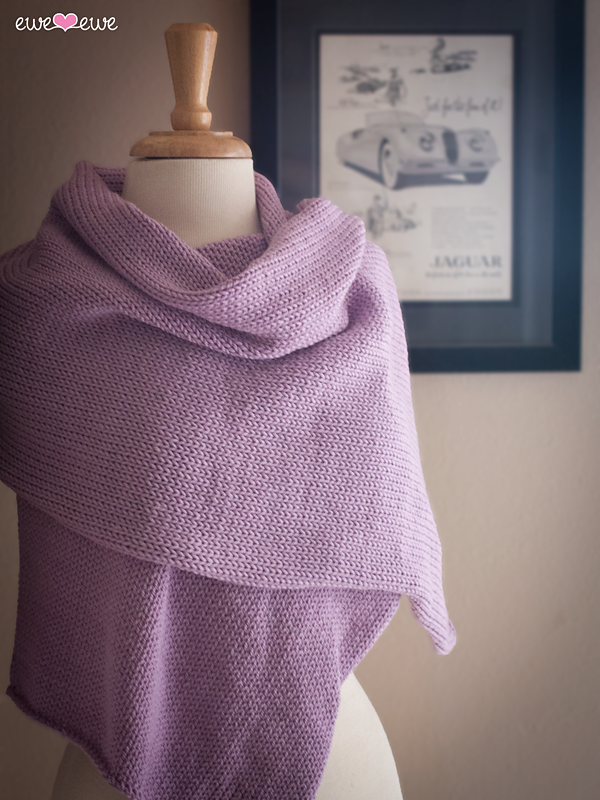 Radiant Wrap By Heather Walpole - Free Knitted Pattern - (ravelry ...