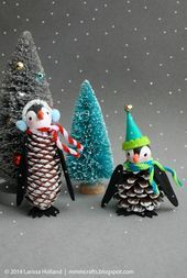 Perfect Fixer Upper Farmhouse Pinecone Crafts #decorationnoelfaitmainenfant