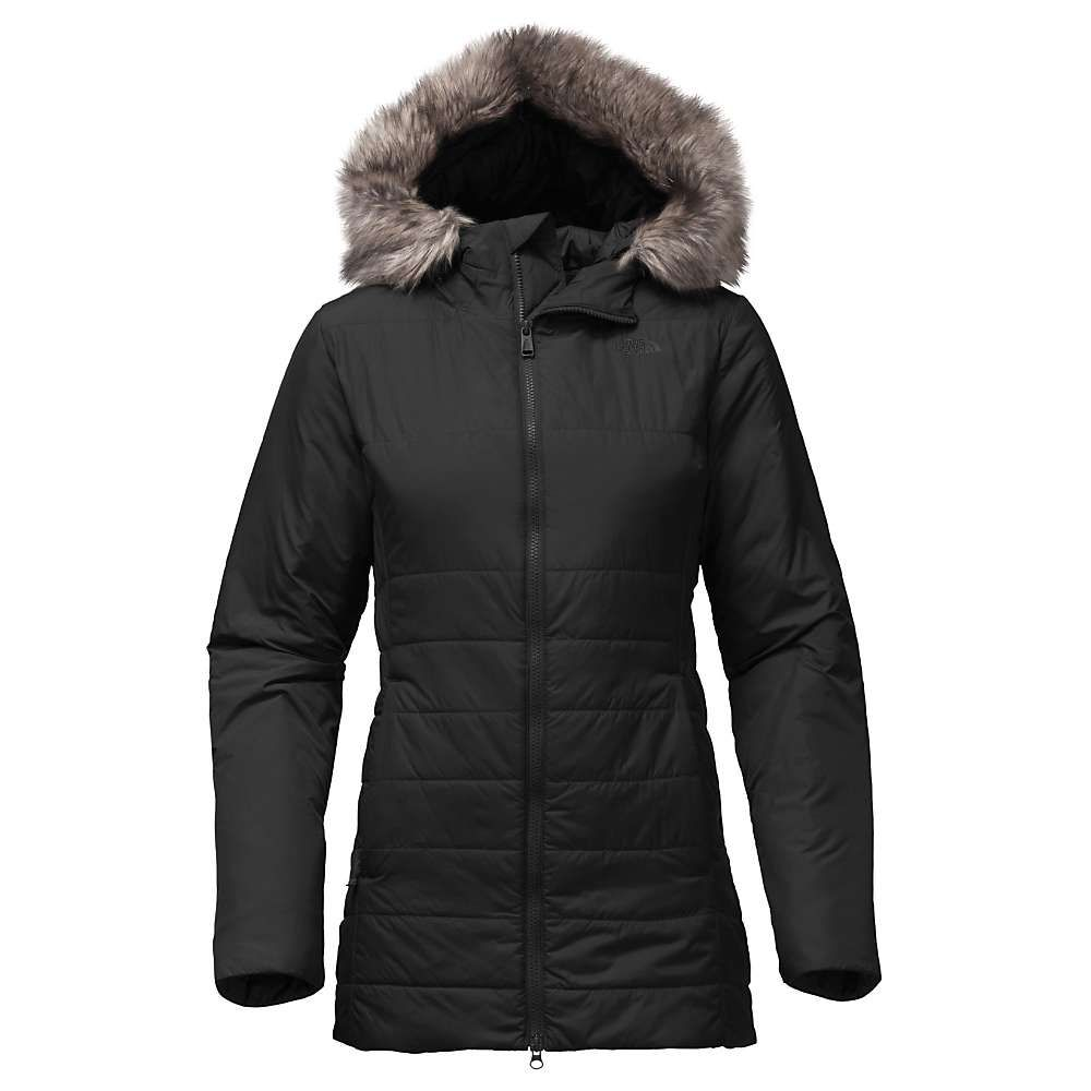 The North Face Women S Harway Insulated Parka North Face Jacket Womens North Face Long Coat Long North Face Jacket [ 1000 x 1000 Pixel ]