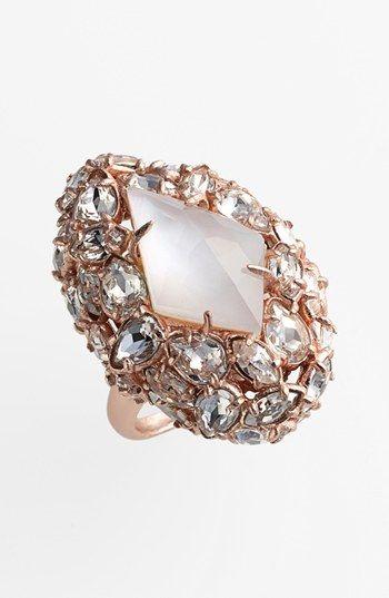 Alexis Bittar 'Miss Havisham' Cocktail Ring available at #Nordstrom