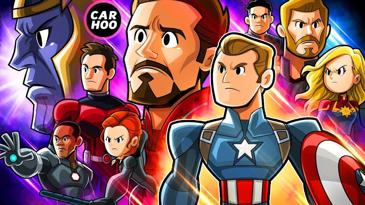 What If Avengers Endgame Ended Like This Youtube Avengers