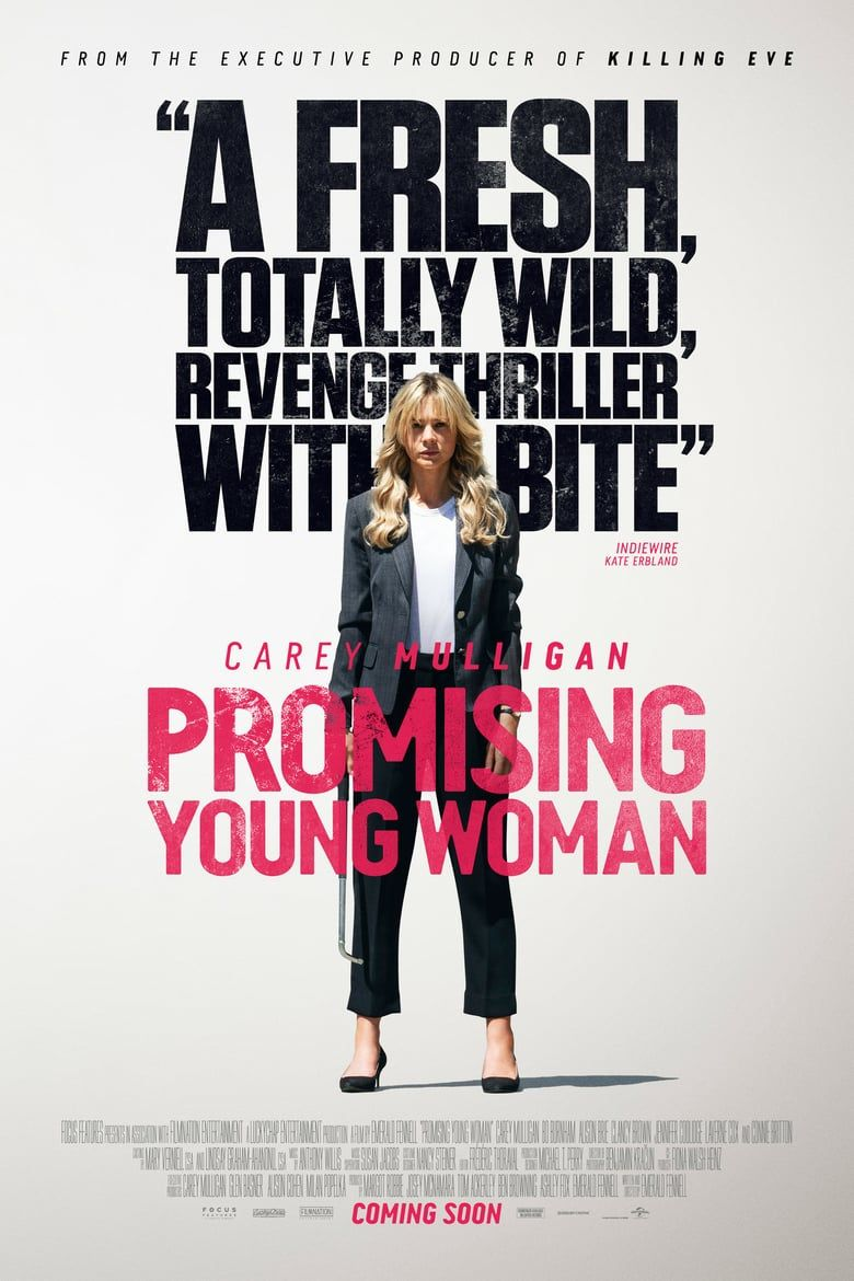 Promising Young Woman Pelicula Completa Wikipedia In 2020 Woman Movie Women Full Movies Online Free