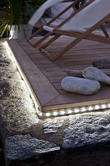 23d01e960f0 Coloca las tiras LED en el lugar que prefieras- Leroy Merlin ...