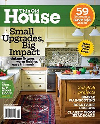 This Old House (Magazine Subscription)