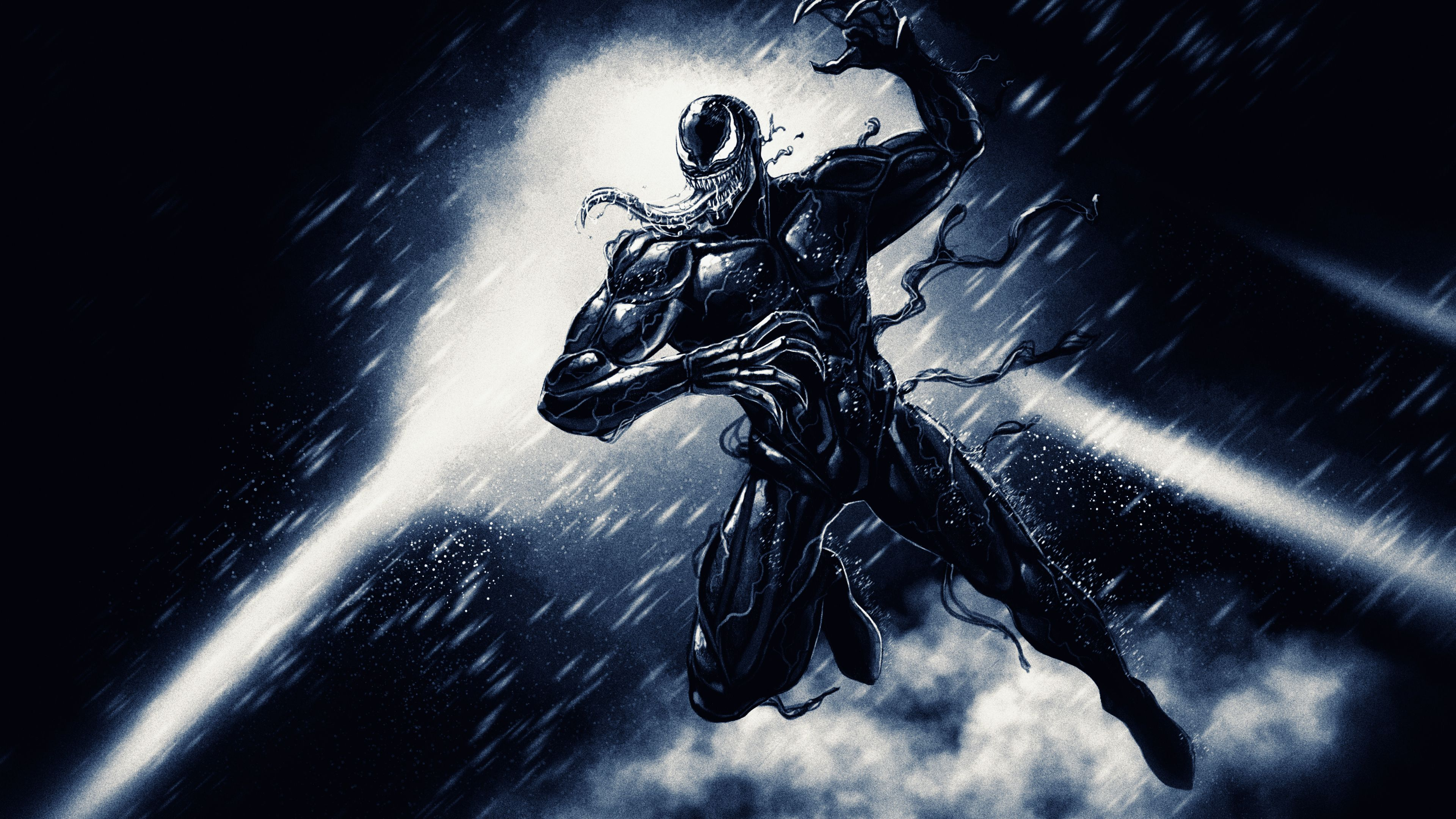 Venom 4k Artworks Venom Wallpapers Supervillain Wallpapers