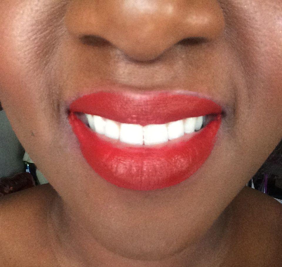 HEART ♥ KRiSTEL'S BEAUTY BLOG: NYX Matte Lipstick Swatches ...  Nyx Matte Lipstick Sierra Dark Skin