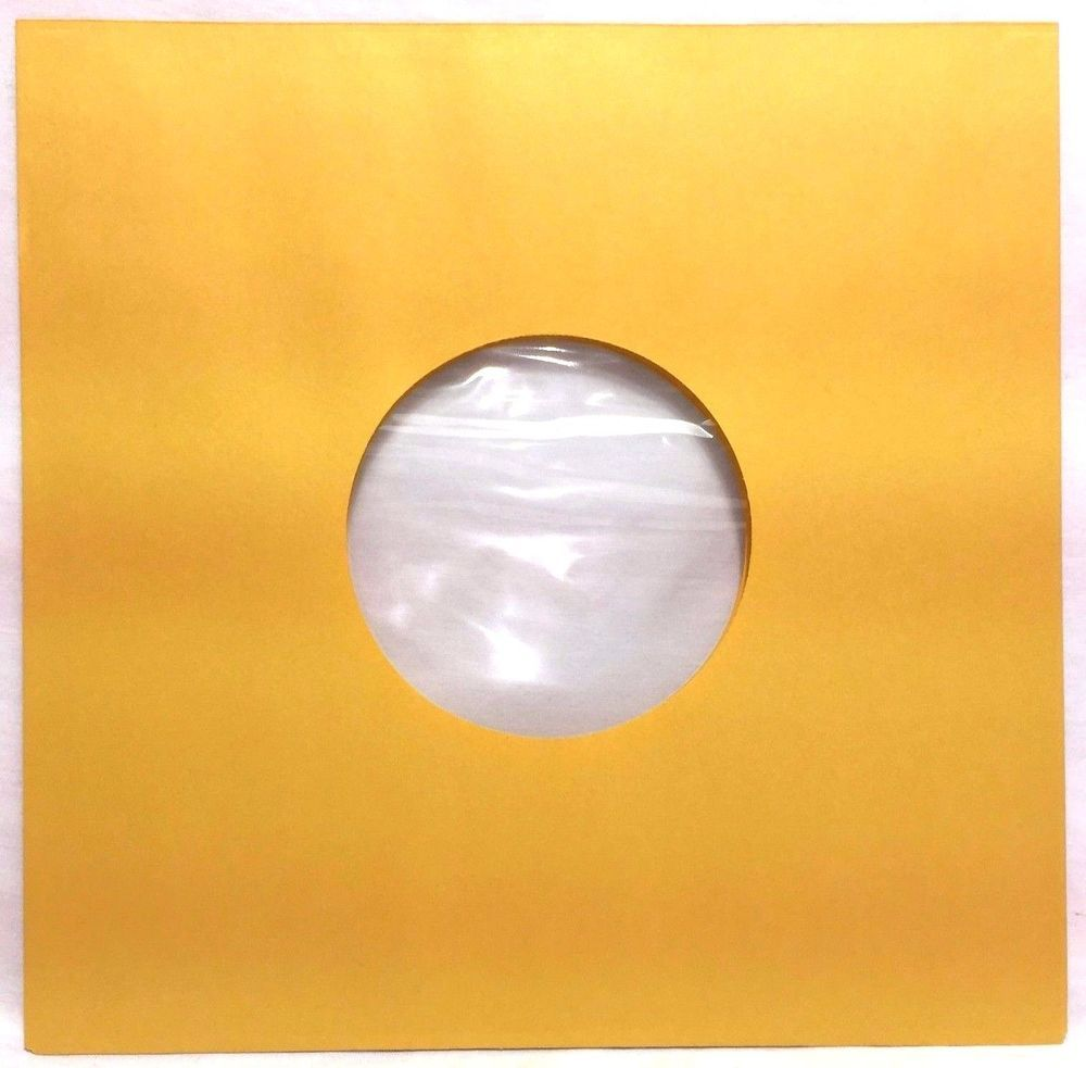 Details About 50 78rpm Record Sleeves 10 High Quality 78 Rpm Golden Brown Polylined Paper 78 Rpm Records Record Sleeves 78 Rpm
