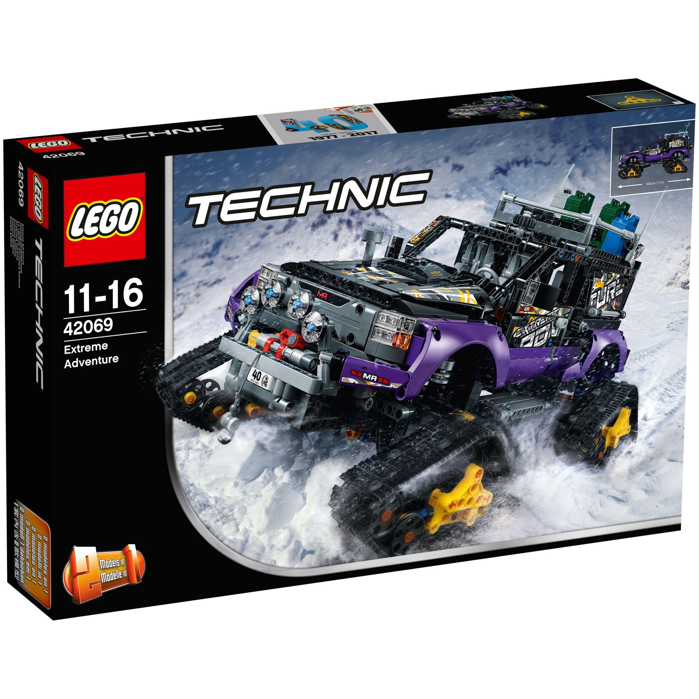 Lego Technic 42069 Extreme Adventure Lego Technic Lego