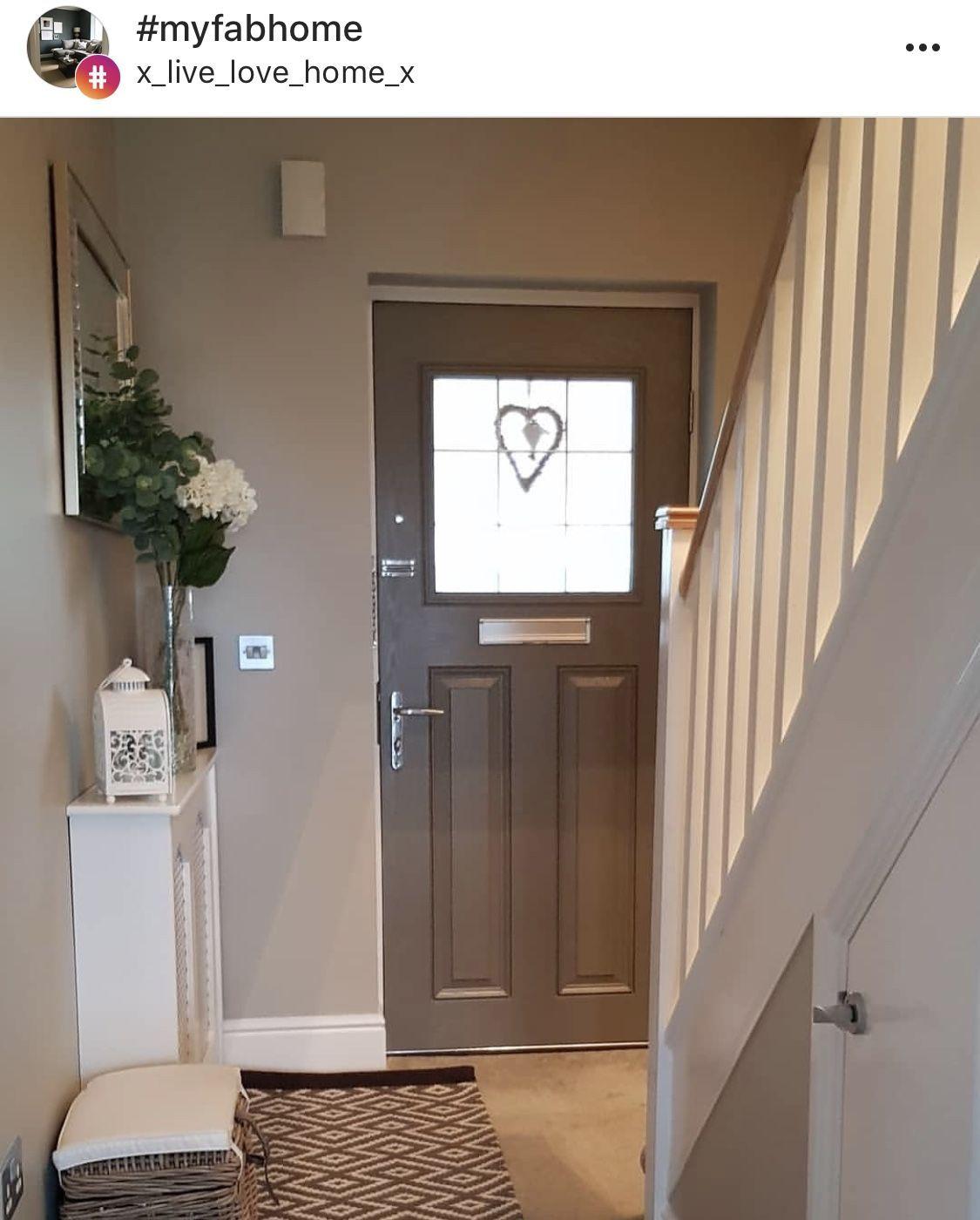 15 Inspiring Small Hallway Ideas Small Entrance Halls Hallway Decorating Small Hallways