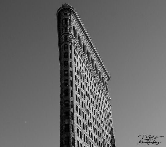 Flatiron Building ~ New York City, U.S.A