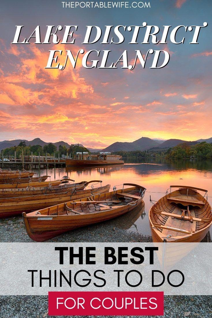 9 Romantic Lake District Breaks for Couples #travelengland