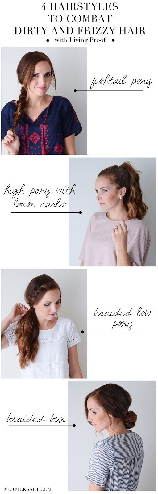 Cute and easy hairstyle tutorials uhairu pinterest cabello