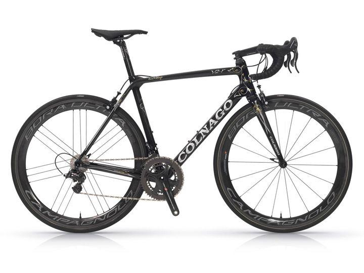 Colnago V2 R Dual Frameset Tndk Titanium Road Bike Titanium