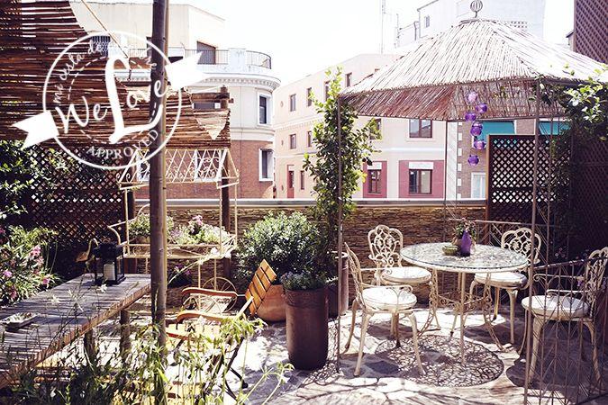 El jard n secreto de salvador bachiller tiendas pinterest madrid buckets and city - El jardin secreto restaurante madrid ...