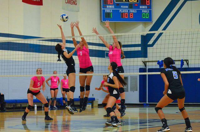 Arizona Da 9 Voleybol Gecesi Duzenleniyor Volleyball Camp Volleyball Volleyball Pictures